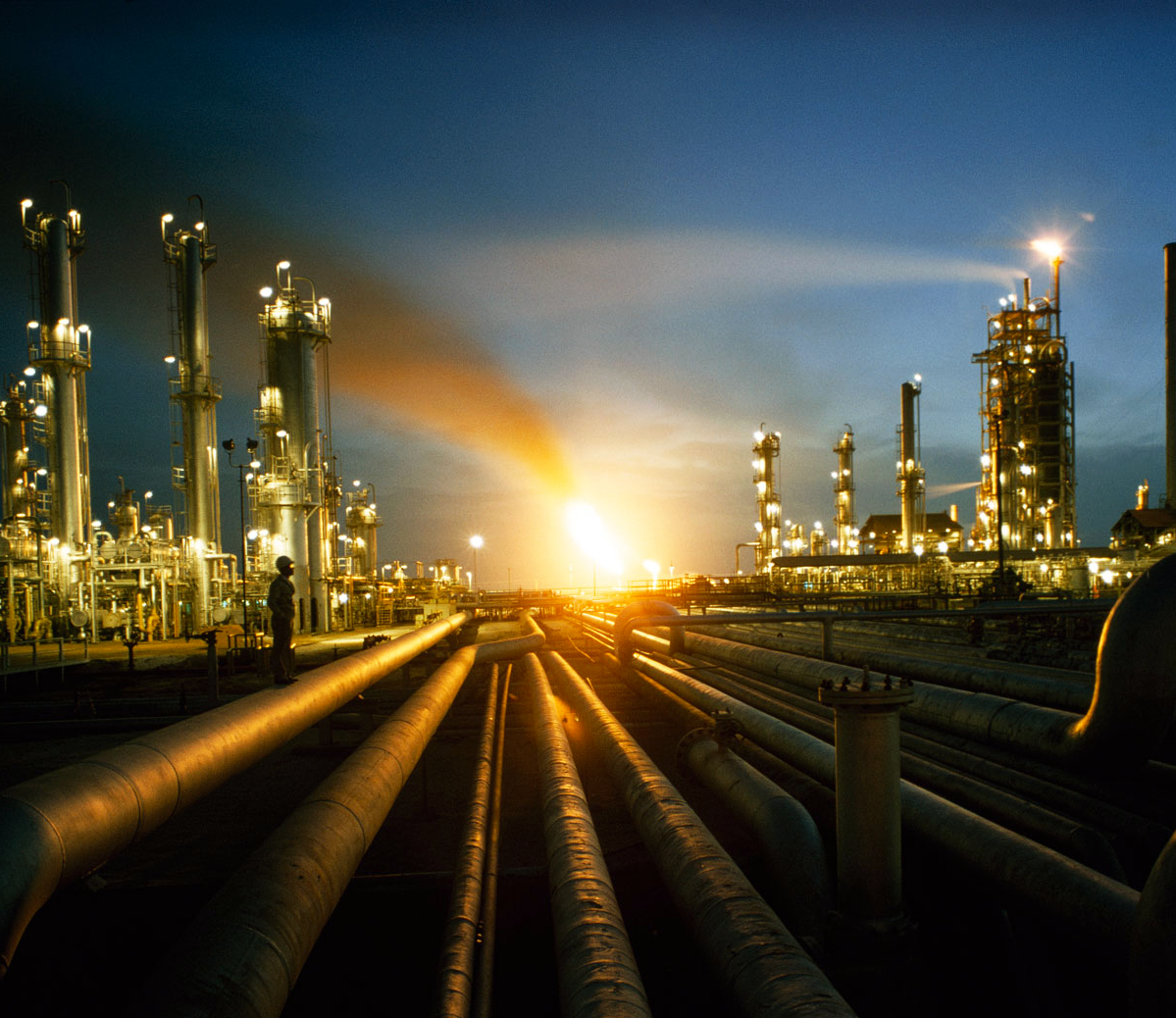 Oil, Gas and Petrochemical projects