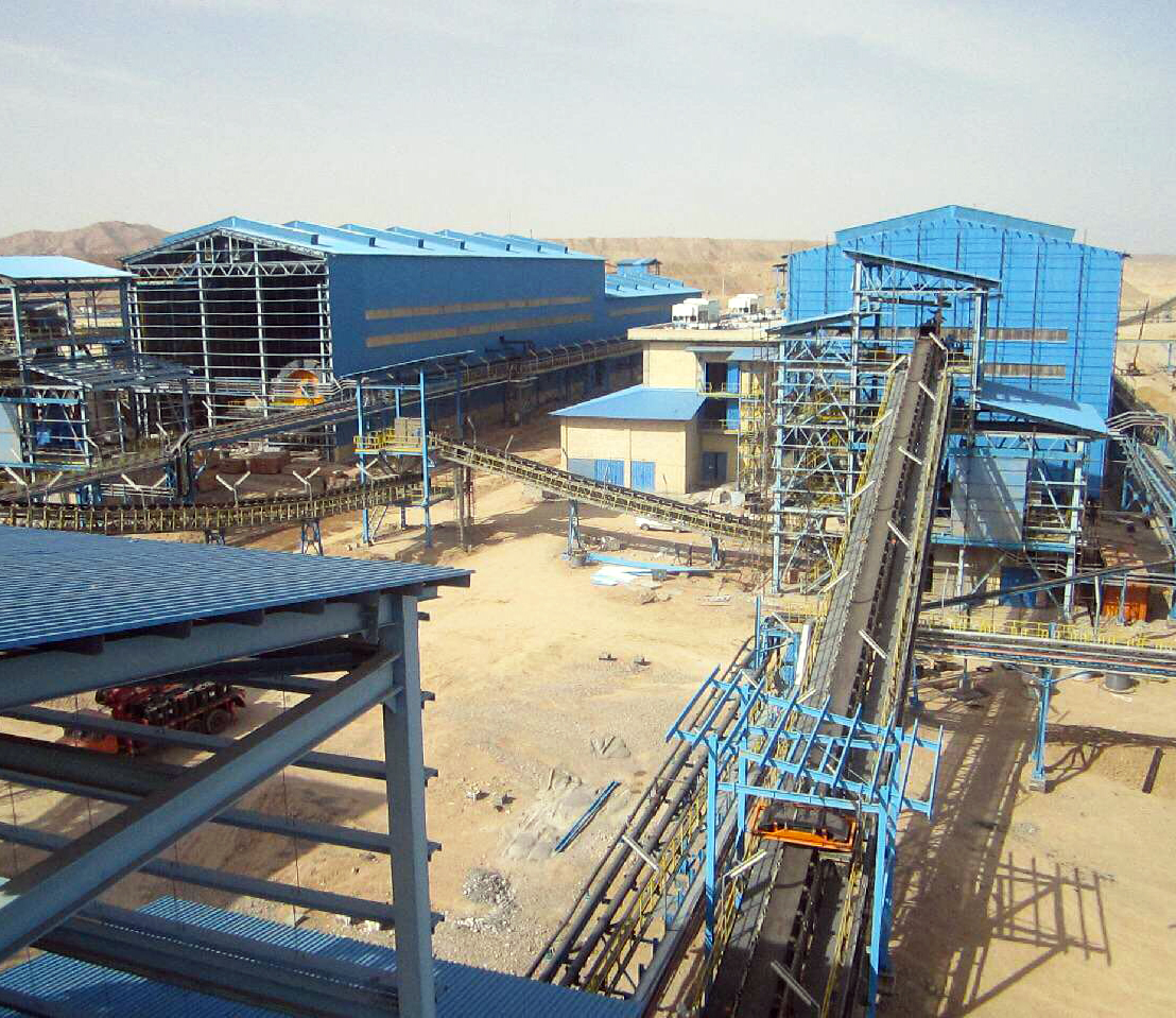 Steel and Mining Industrial Projects
